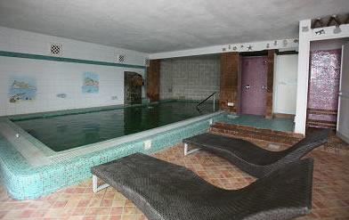 Hotel Santa Maria - Piscina Coperta
