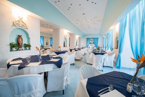 Hotel Stella Maris - Sala Ristorante