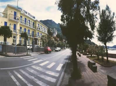 Hotel Stella Maris - Ingresso