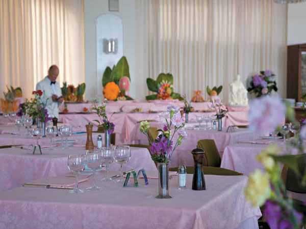 Hotel Terme Alexander - Sala Ristorante