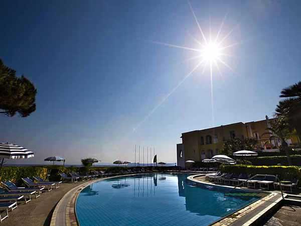 Hotel Terme Alexander - Piscina Scoperta