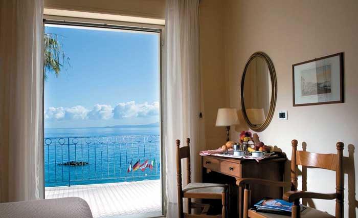 Hotel Terme Alexander - Camera Vista Mare