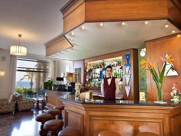 Hotel Terme Alexander - Bar