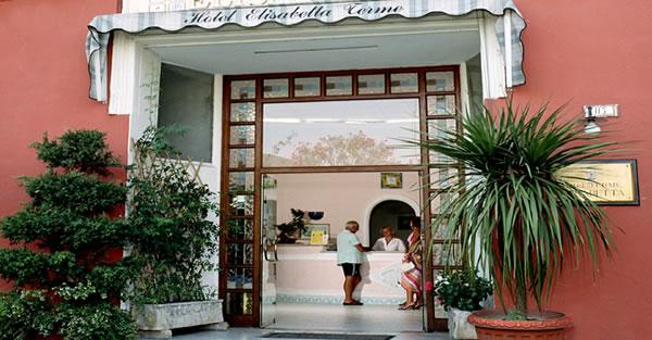 Hotel Terme Elisabetta - Ingresso
