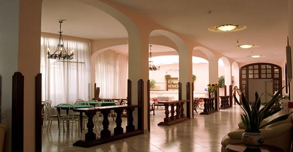 Hotel Terme Elisabetta - Interni