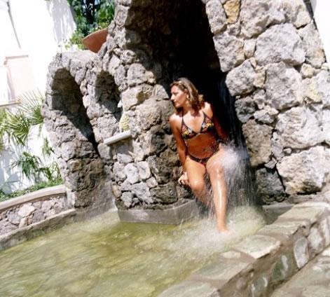 Hotel Terme Elisabetta - Percorso Kneipp