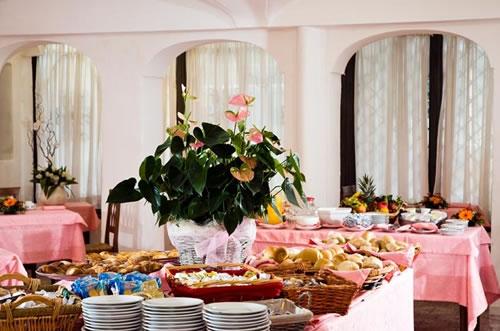 Hotel Terme Principe - Sala Ristorante