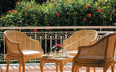 Hotel Terme Smeraldo - Terrazza