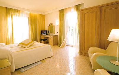 Hotel Terme Smeraldo - Camere