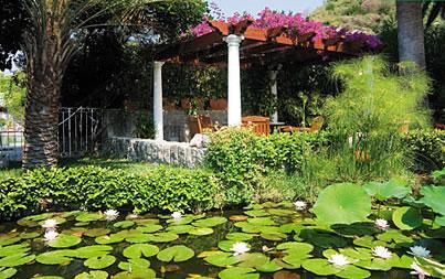 Hotel Terme Smeraldo - Giardino