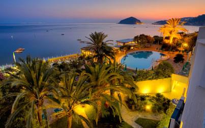 Hotel Terme Smeraldo - Esterno Struttura