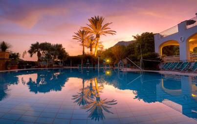 Hotel Terme Smeraldo Barano di Ischia