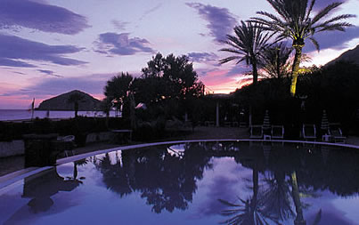 Hotel Terme Smeraldo - Piscina Scoperta