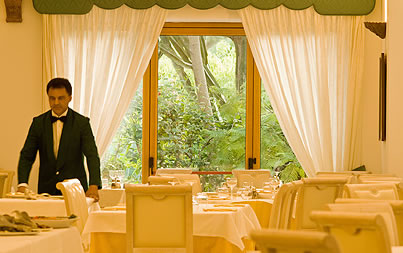 Hotel Terme Smeraldo - Sala Ristorante