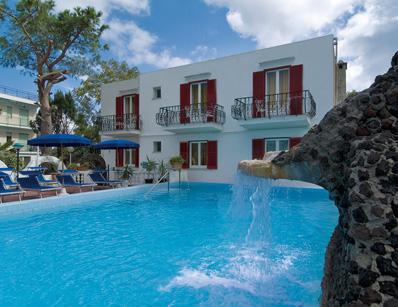 Hotel Terme Tirrenia Ischia