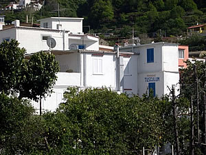 Hotel Terme Tusculum - Esterno Struttura