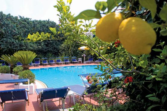 Hotel Ulisse - Piscina Scoperta