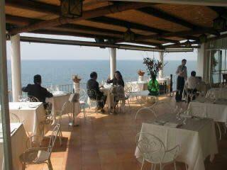 Hotel Umberto a Mare - Terrazza