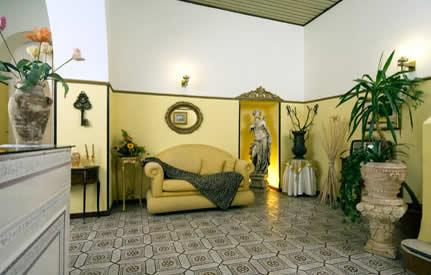 Hotel Villa Diana - Interni