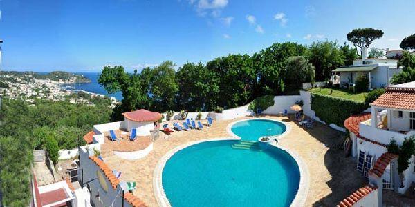 Hotel Villa Erade - Piscina Scoperta