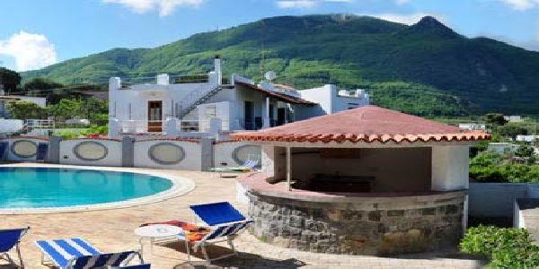Hotel Villa Erade Casamicciola Terme
