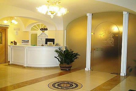 Hotel Villa Franca - Hall