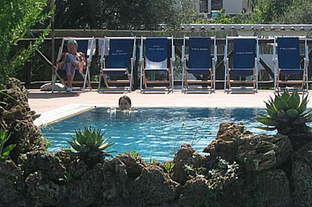 Hotel Villa Franca - Piscina Scoperta