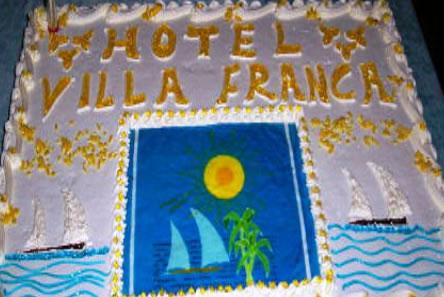 Hotel Villa Franca - Dettagli