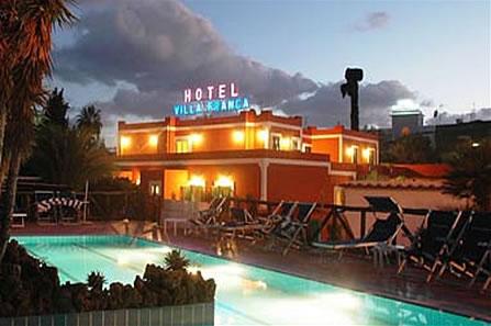 Hotel Villa Franca Forio di Ischia