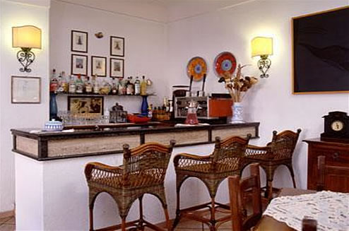 Hotel Villa Maria - Interni