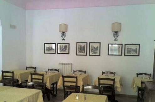 Hotel Villa Maria - Sala Ristorante