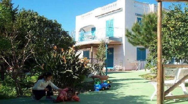 Hotel Villa Marinu - Giardino