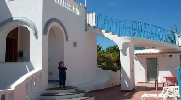 Hotel Villa Marinu - Struttura