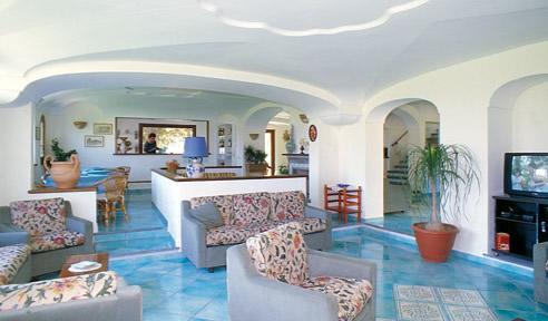 Hotel Villa Melodie - Interni