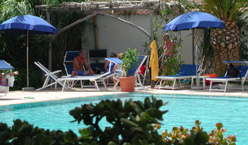 Hotel Villa Melodie - Piscina Scoperta