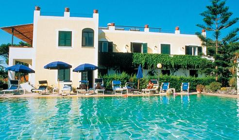Hotel Villa Melodie Forio di Ischia