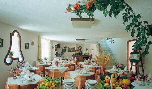 Hotel Villa Melodie - Sala Ristorante