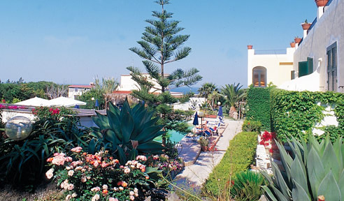Hotel Villa Melodie - Giardino
