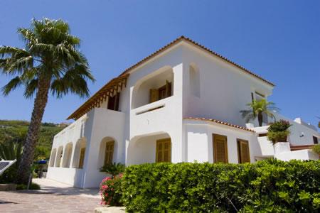 Hotel Villa Miralisa - Esterno Struttura