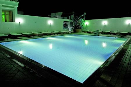 Hotel Villa Miralisa - Piscina Scoperta