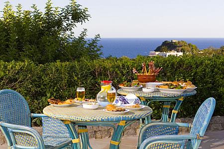 Hotel Villa Miralisa - Giardino