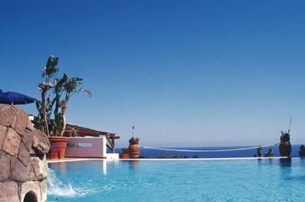 Hotel Villa Miralisa - L'hotel