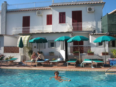 Hotel Villa Tina Ischia
