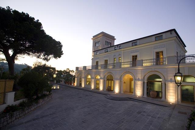 Hotel Villa  Savoia Casamicciola Terme