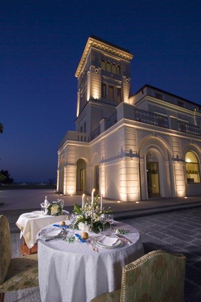Hotel Villa  Savoia - Esterno Struttura