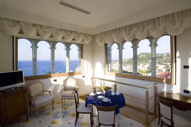 Hotel Villa  Savoia - Camera Suite