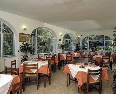 Hotel Vittoria - Sala Ristorante