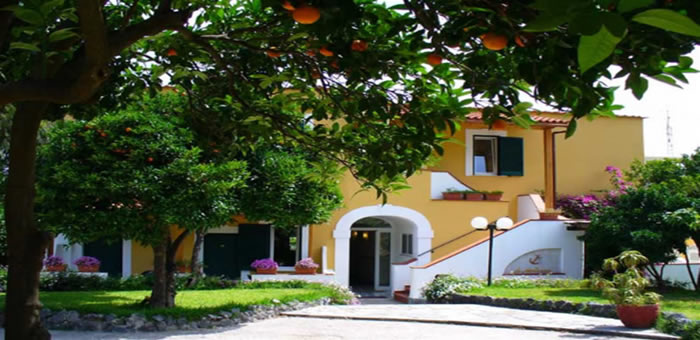 Hotel la Marticana Ischia