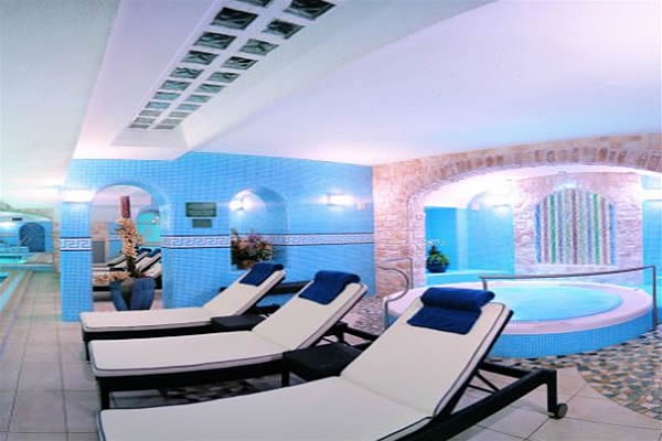 Hotel le Querce Thermae e SPA - Piscina Coperta