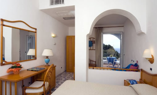 Parco Hotel Terme Villa Teresa - Camere